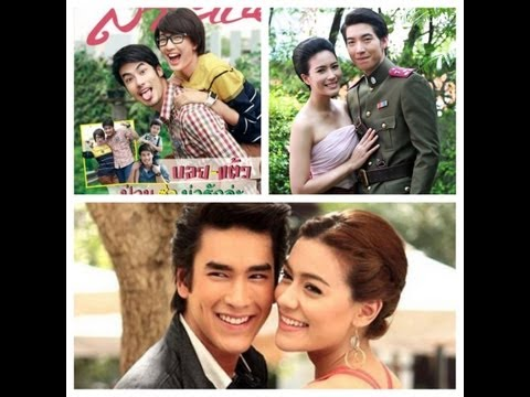 My recommended thai lakorn 2013 (видео)