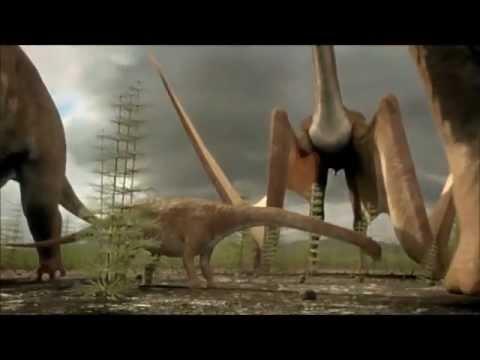 Hallan fósiles de 'la mayor criatura voladora de todos los tiempos