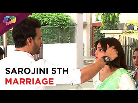 Sarojini's 5th Wedding on the Show!