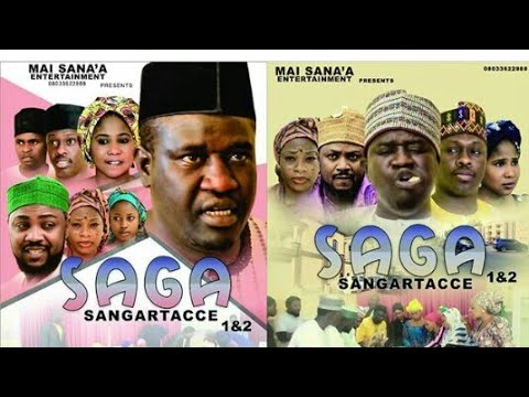 SAGA PART 1 LATEST HAUSA FILMS 2018 New