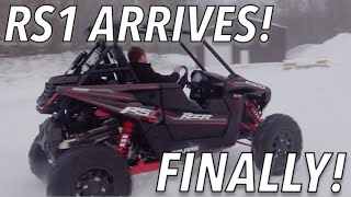 6. Polaris RZR RS1 Test Ride! Plus Winter Rip With RZR Turbo S!