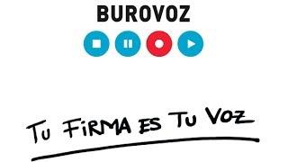 Burovoz grabar llamadas YouTube video