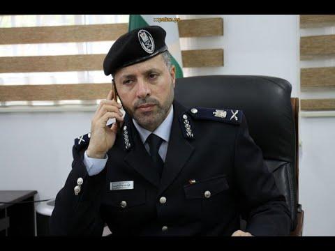 مقابلة مدير عام الشرطة اللواء محمود صلاح على قناة الأقصى حول إجراءات مواجهة كورونا