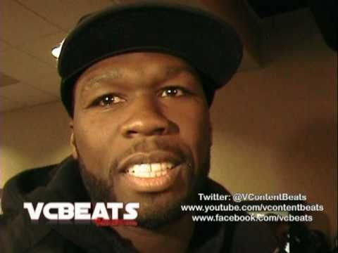 "50 Cent at Movie Premiere for ""GUN"" [Interview]"