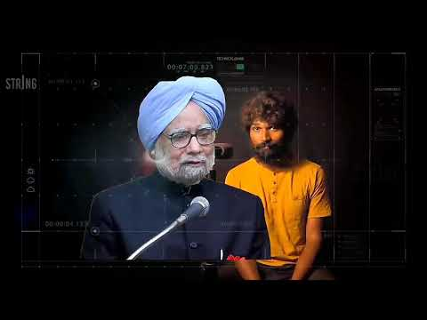 Manmohan Singh Planted to facilitate loot of India