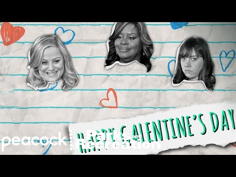 Happy Galentine's Day from Parks and Recreation