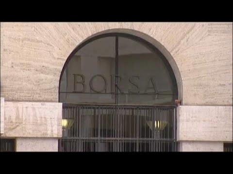 Ράλι στις ευρωαγορές με το βλέμμα στην Ιταλία