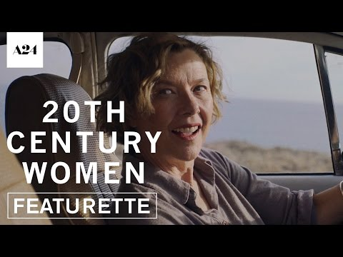 20th Century Women (Featurette 'Annette Bening')