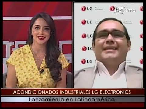 Acondicionados industriales LG Electronics lanzamiento en Latinoamérica
