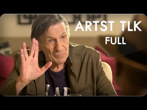 Reserve Channel   ARTST TLK With Pharrell Williams: Leonard Nimoy | Video