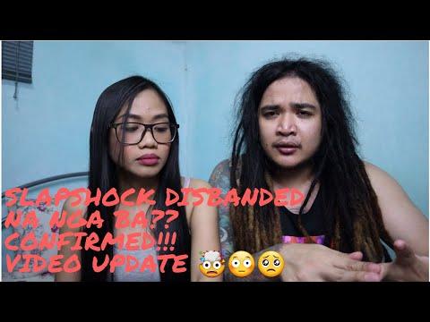 SLAPSHOCK DISBANDED NA BA?? CONFIRMED!!! VIDEO UPDATE