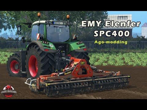 EMY Elenfer SCP 400 v1.1