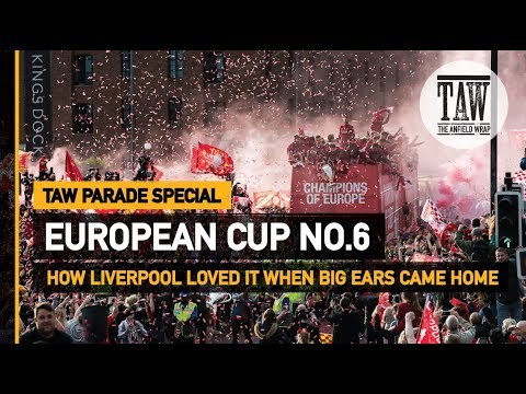 European Cup No.6: How Liverpool Loved It When Big Ears Came Home