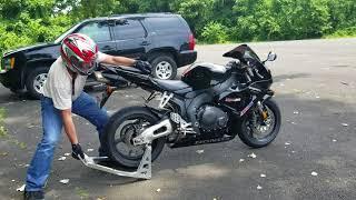 7. Honda CBR1000RR 2006