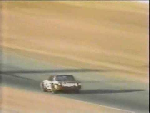 tim Richmonds 1986 Winston Western 500 pole