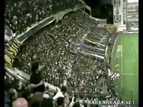 La 12 (Boca Juniors) - Avalancha + cantos - La 12 - Boca Juniors
