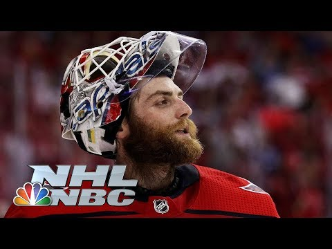 Video: Braden Holtby on Capitals' struggles entering All-Star break | NHL | NBC Sports