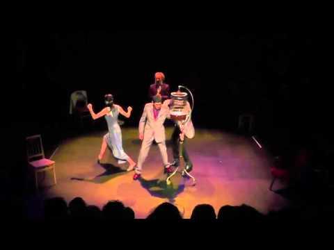 Actuación en el XXX Festival Iberoamericano de Teatro de Cádiz en 2015. /Vídeo: FIT de Cádiz