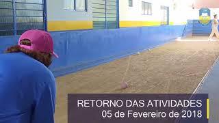 CCI – Centro de Convivência da Pessoa Idosa retorna as atividades
