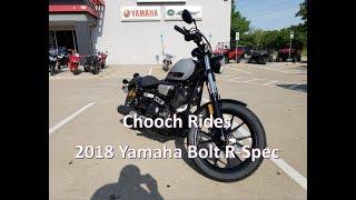 3. Chooch Rides - 2018 Yamaha Bolt R-Spec