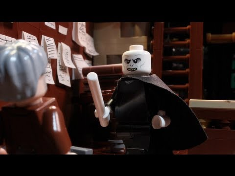 voldemort - Please share this video if you enjoyed it! http://bit.ly/Voldermort Lord Voldemort is seeking the Elder Wand, and what better place to look than Ollivander's...