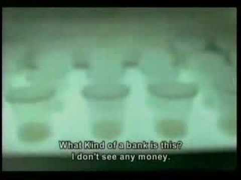 Robbers rob the sperm bank - Commercial