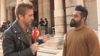 Tarak interviewed by Spain News Channel