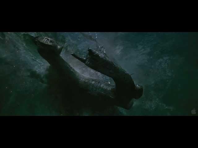 Prometheus Teaser Trailer