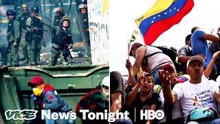 Venezuela Border Chaos & Vatican Sex Abuse: VICE News Tonight Full Episode (HBO)