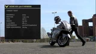 9. Sipe Santapukki & Suzuki Hayabusa (Teknari 11/2012)