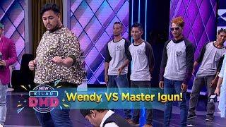 Video Wendy VS Master Igun! Pertarungan yang Bikin Geleng Geleng Kepala - New Kilau DMD (15/1) MP3, 3GP, MP4, WEBM, AVI, FLV Januari 2019