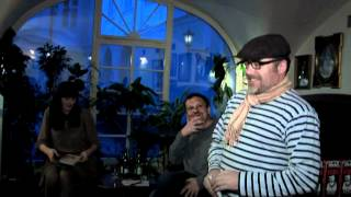Video Dora Čechova křest knižky Nechtěl jsem být Leninem