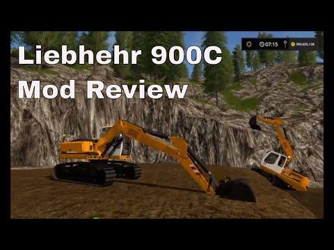 Liebherr 900C Pack v1.0