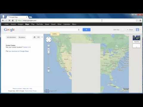 how to locate by latitude longitude google maps