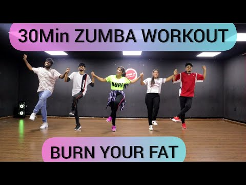 30Minute ZUMBA WORKOUT For WEIGHT LOSS