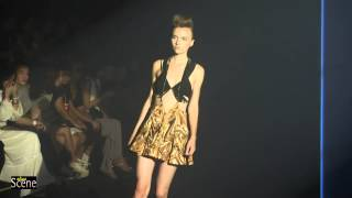 Kwankao At Elle Fashion Week 2012 In Bangkok. Movie By Paul Hutton, Bangkok Scene