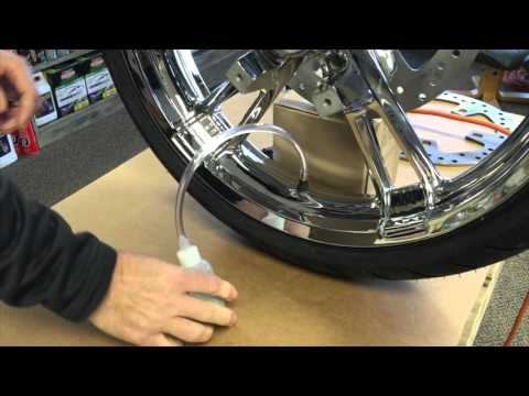 Tire Balancing Bead Installation - Counteract