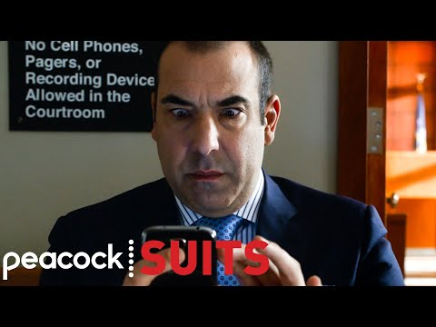 Mike's Deception Costs Louis The Case And Harvey's Respect | Suits