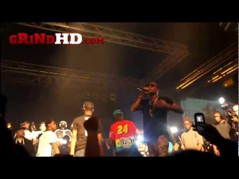 GrindHD.com - B.o.B's 23rd Birthday Party at Wild Bills! (видео)