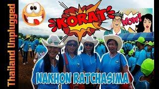 Korat Nakhon Ratchasima Thailand Giving back to the community