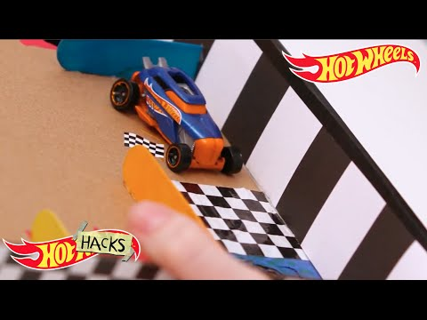 Labyrinth | Hot Hacks | Hot Wheels