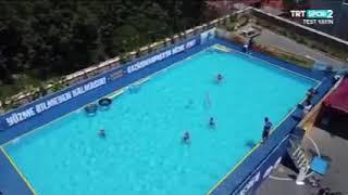 Gaziosmanpaşa'da Havuz Keyfi - Trt Spor 2