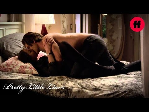 Pretty Little Liars | Season 5, Episode 4 Clip: Spoby Love Scene | Freeform