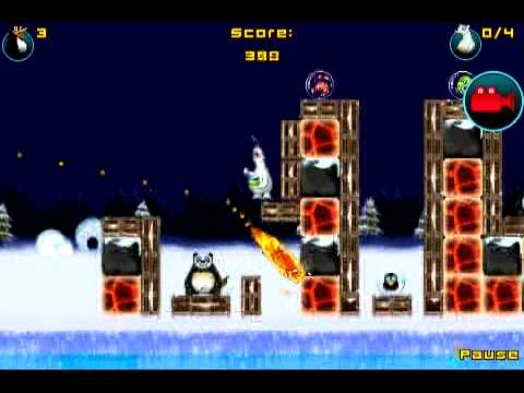 Video of Crazy Penguin Assault Free