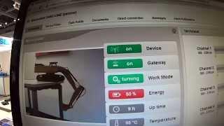 【グローバルM2M】日本から海外にある機械を操作できる!