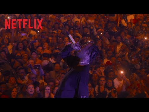 Travis Scott - Look Mom I Can Fly | Uzun Fragman | Netflix