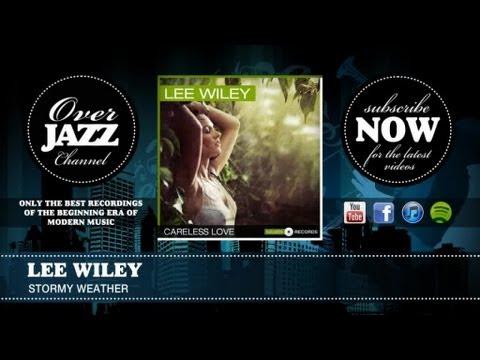Tekst piosenki Lee Wiley - Stormy Weather po polsku