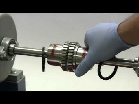 Lovejoy Standard Grid Coupling - Horizontal Installation Instructions thumbnail
