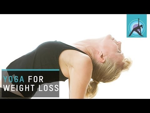 YOGA FOR WEIGHT LOSS, with Esther Ekhart.