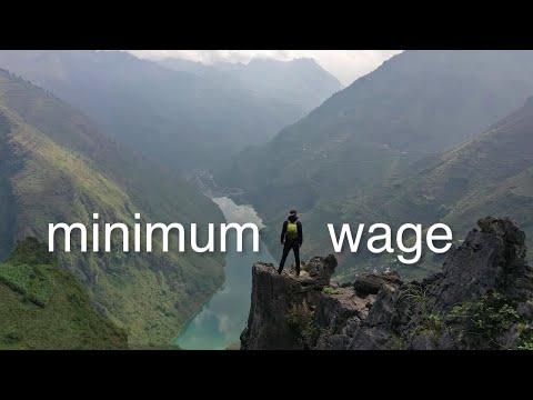How I Travel The World on Less Than Minimum Wage